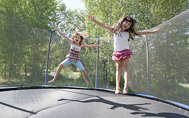 Caring For Your Trampoline
