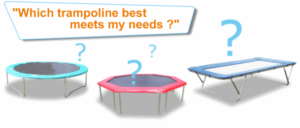 Choosing the Right Trampoline for You