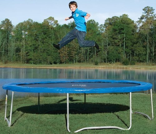 Pure Fun 14-Foot Trampoline Review