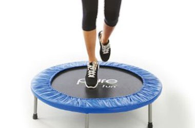 Pure Fun Mini Trampoline Review