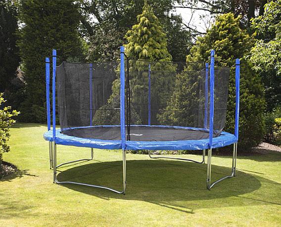 skywalker 15feet round trampoline