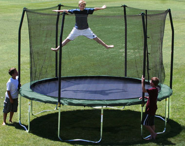 Skywalker Trampolines 12-Feet