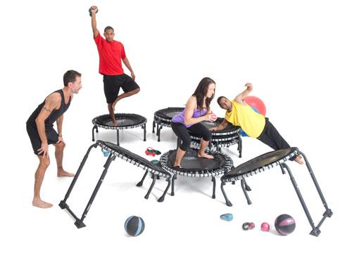basic trampoline skills
