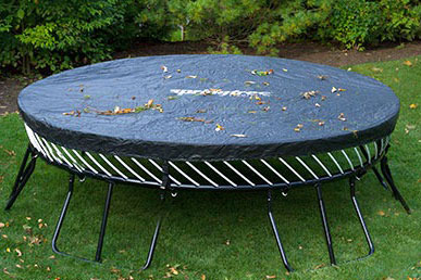 how to care for your trampoline