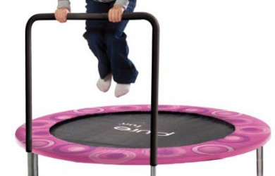 Pure Fun 48-Inch Kids Super Jumper Trampoline Overview