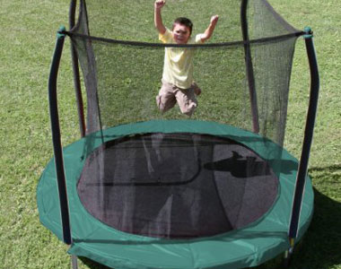 Skywalker 8-Feet Trampoline