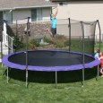 Skywalker Trampolines 17 ft. Oval Trampoline with Safety Enclosure Overview