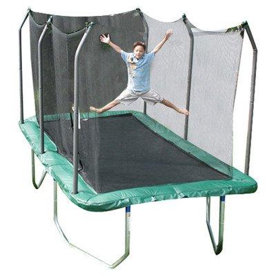 Skywalker Trampolines Rectangle Trampoline And Enclosure