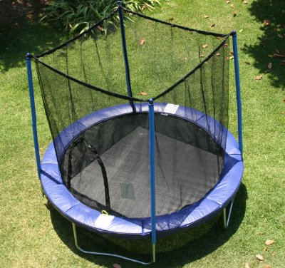 AirZone Trampoline Review & Replacement Parts