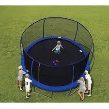 Bounce Pro Trampoline Review
