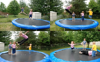 Weight Limits Trampoline