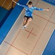 Olympic trampoline