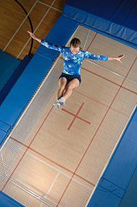 trampolines for olympic gymnastics professionals. Black Bedroom Furniture Sets. Home Design Ideas