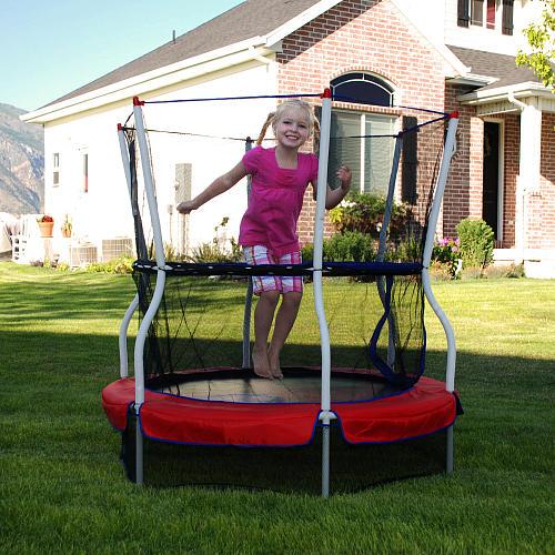 Skywalker 48 inch Trampolines Round Bouncer Trampoline