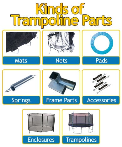 Trampoline Parts Amp Accessories
