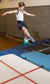 Benefits of trampolining