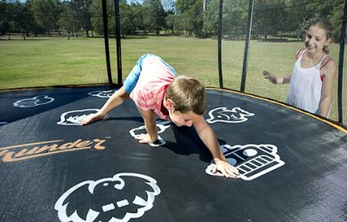 5 Fun Trampoline Games for Families