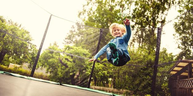 when is the best season to play trampoline