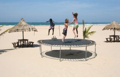why trampoline help you to live longer