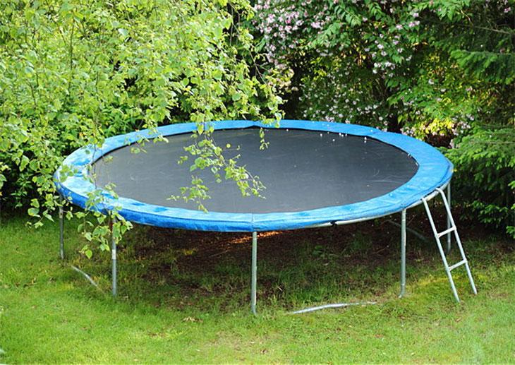 trampoline ladders for sale