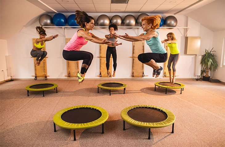 best mini trampoline brands