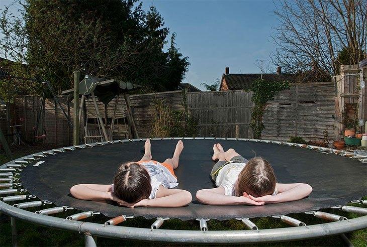 best trampoline spring length