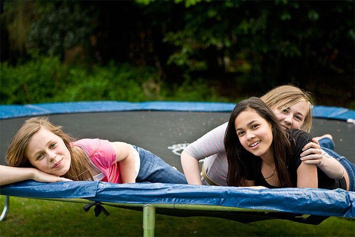 best trampoline accessories