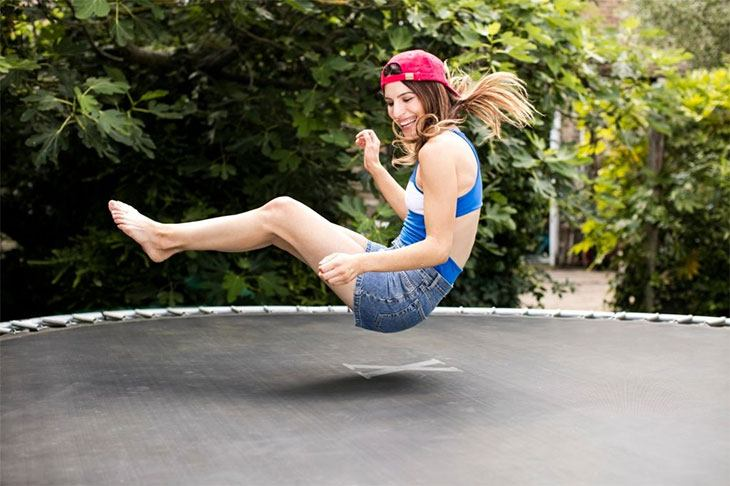 when is the best time to buy a trampoline