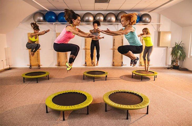 best rebounder trampolines