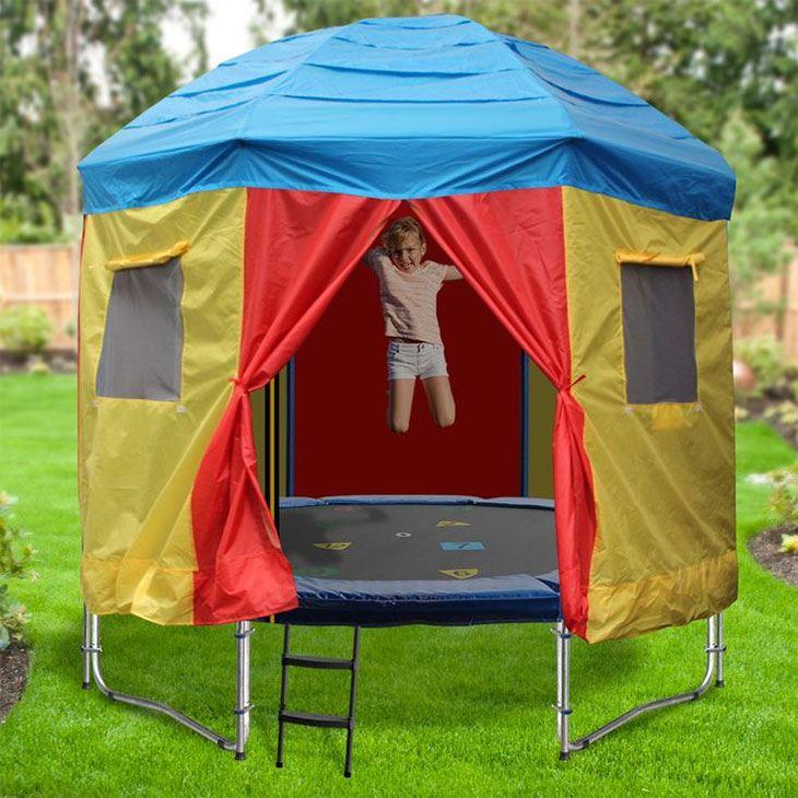 trampoline accessories tent