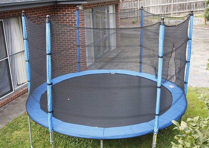 trampoline care tips